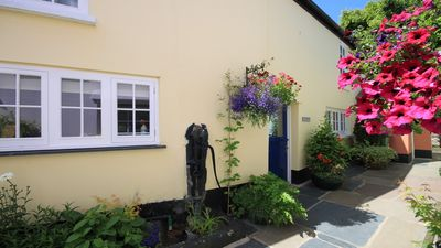 Photo for Pear Tree Cottage, hidden in the heart of Appledore, within 100m of the quay,