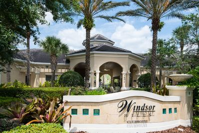 Windsor Hills, a distinctive vacation rental resort close to all the parks