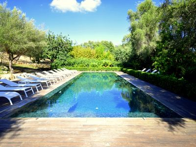 Photo for Exclusive and luxurious property near Alcúdia, ideal for group travel and events