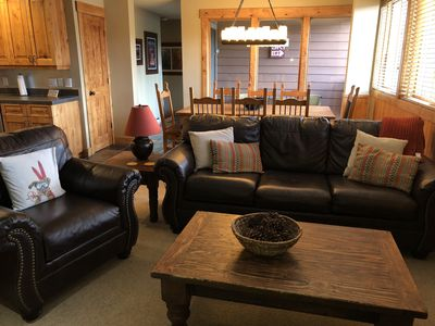 Photo for Perfectly Located Condo!  Ski-In, Walk to Gondola, one block walk to Mainstreet