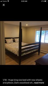 Photo for Modern 2 Bedroom With New King-Size Bed
