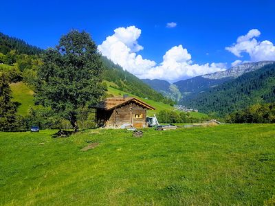 Photo for Alpine chalet renovated in 2018. Arêches-Beaufort sleeps 8-10 ideal 2 families