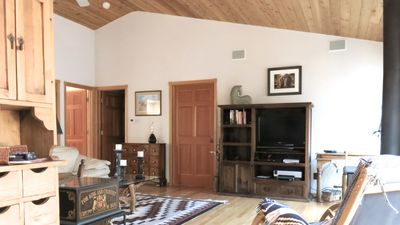 Photo for Private, Monthly Rental, Executive Rental, Nicely Located, Cabin In The Woods
