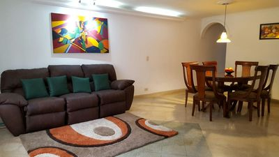 Photo for El Poblado Apartment - El tesoro