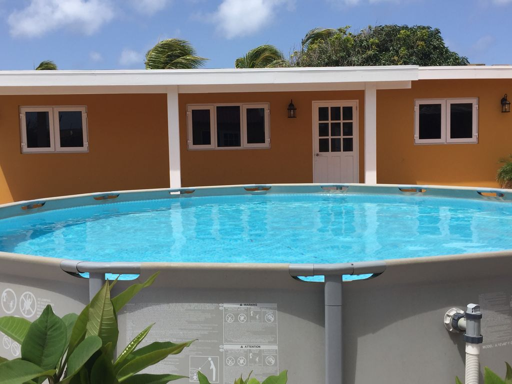 Luxury brand new 2 bedroom apartment with above ground pool pos chiquito - Luxury above ground pools ...