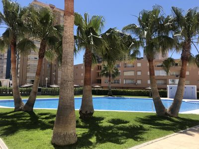 Photo for APARTMENT IN PLAYA VALENCIA! TERRACE WITH VIEWS!