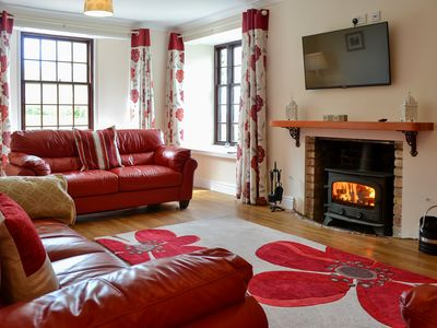 Photo for 4 bedroom accommodation in Heasley Mill, near South Molton