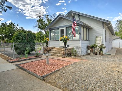 Photo for Historic 'Train House' in Grand Junction w/ Deck!