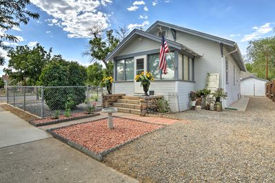 Ideally located, this home allows access to downtown Grand Junction attractions!