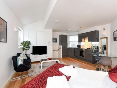 Photo for Modern Studio Apartment In Kensington