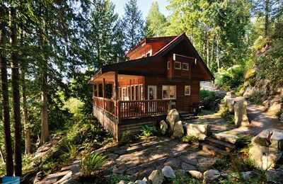 Photo for 1BR House Vacation Rental in Pender Harbour, BC
