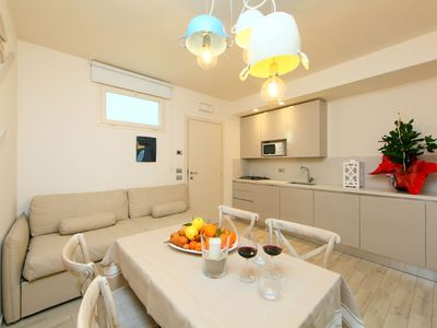 Photo for Apartment in Rosignano Marittimo with Parking, Internet, Air conditioning, Pool (464041)