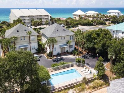 Photo for Sea Turtle Cottage - Seacrest, 30A, Gulf View, Community Pool, Steps to the Sand