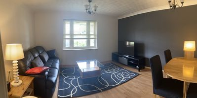 Photo for ⭐️LARGE 3 BED,SLEEPS 6.CITY CENTRE. NEAR STATION⭐️