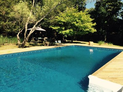Photo for East Hampton (Springs) Home 4 beds with pool!
