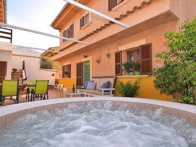 Photo for Ancla - Typical Majorcan house in Muro 011