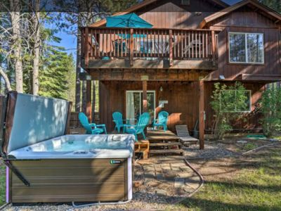 Photo for Spacious Mountain Retreat w/ Hot Tub by Heavenly