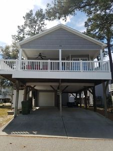 Photo for Vacation home for rent located in Ocean Lakes Campground.