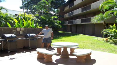 Photo for SEPT SALE !!! Peaceful and Private, right across from one of Maui's Best Beaches