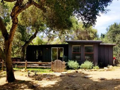 Photo for Cottage on Historic Topanga Ranch w/ Hot Tub