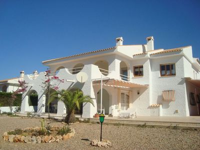 Photo for SPECIAL ENTIRE VILLA EVENTS 400M FROM SAN GINES BEACH - 26 PEOPLE