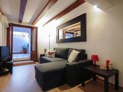 Photo for Aragó - Eixample. Large and comfortable apt