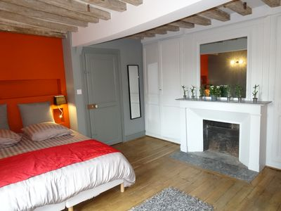Photo for Beautiful apartment 35m2 Chartres center with parking