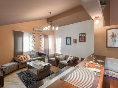 Photo for Pula, Jazzy Apartment (6 Persons/3 Bedrooms + Living Room)