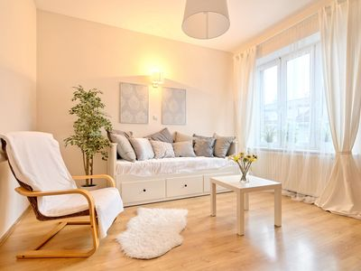 Photo for Provencal Apartment - Apartment for 4 people in Kraków