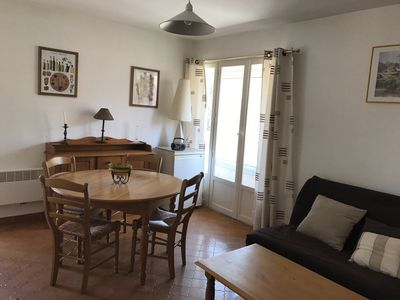 Photo for Boulouris / Saint Raphael Apartment sleeps 4 - 1 bedroom with private parking