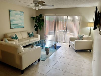 Photo for Beautiful 3 Bedroom Town-Home in Delray Beach