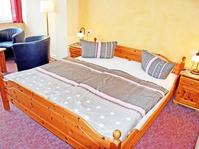 Photo for large double room - Hotel Villa Fröhlich