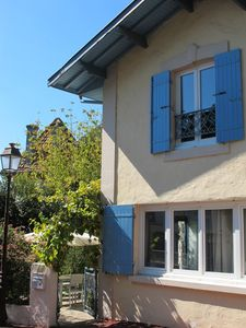 Photo for House Ville d'Hiver, Arcachon center - 2 bedrooms - Parquet and fireplace.