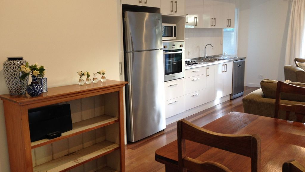Dip Bend Maleny - self contained apartment