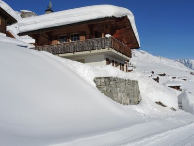 Chalet Wachsmuth im Winter