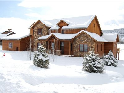 Photo for Spacious Beautiful Aspen Area Ski Home
