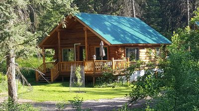 Photo for Heron's Roost Cabin #2 - Our New Cabin!