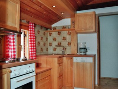 "Photo for Holiday cottage 11 ""Alm"" - Gastehaus Maier-Schmotz"