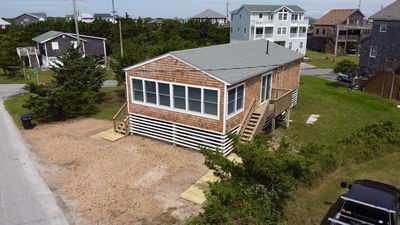 Photo for 3 bedroom close to all Avon has to offer! Pristine beaches only a walk away!
