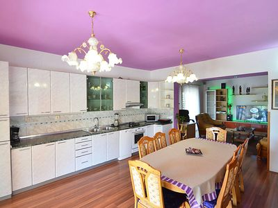 Photo for Apartment Villa Luka in Obrovac - 6 persons, 3 bedrooms