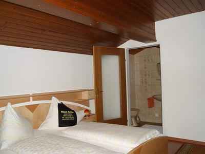 Photo for Double room with shower, WC without balcony - Hotel Garni Haus Anita