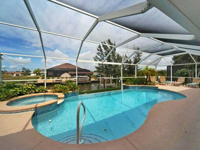 Photo for 50% OFF! -SWFL Rentals - Villa Ava - Newly Furnished Gulf Access Home Sleeps 8
