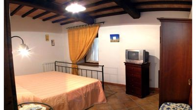 Photo for Farmhouse Belvedere Cramaccioli apartment for 4 people