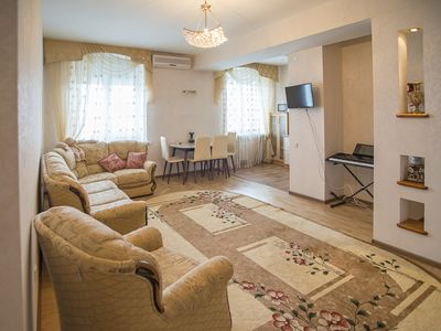 Photo for Apartment in the City Centre close to the football stadium