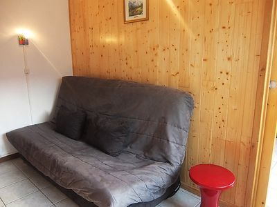 Photo for Apartment Les Lauzes in Les Menuires - 5 persons, 1 bedrooms