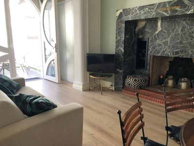 Photo for ARCACHON LE MOULLEAU APARTMENT RENOVATED TERRACE AND PARKING 6 PEOPLE