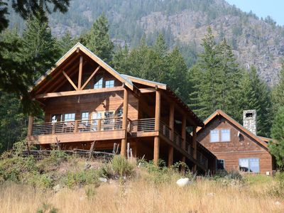 Photo for A Cabin in the Woods--Close to Mazama!