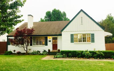 Photo for Driller's Dwelling, 1 blk from Expo Center & Fairgrounds, midtown, REMODELED
