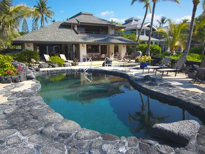 Photo for Spectacular Hawaii Oceanfront Home