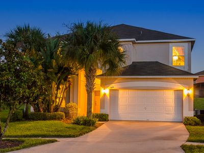 Photo for Stunning 7 bed home located at Emerald Island Resort!